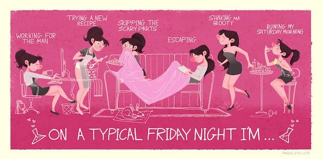 Poster art by http://avnergeller.blogspot.ca/