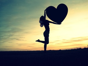 love-heart-love-feeling-girl-wings-sunset-freedom-sky-horizon