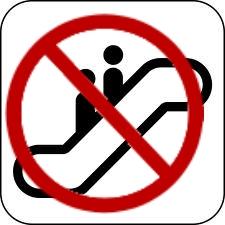 no-escalator